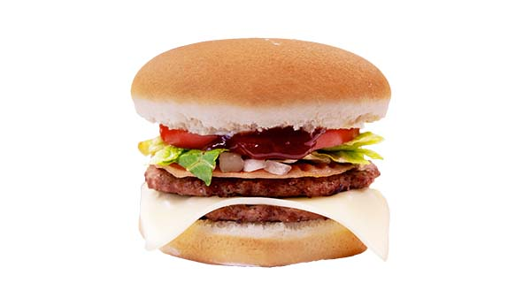 Bacon BBQ Deluxe Burger