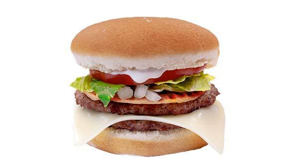 Bacon Ranch Deluxe Burger